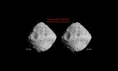 La sonde Hayabusa2 rencontre l'astéroïde Ryugu